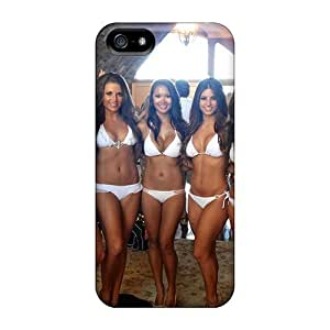 Hot Fashion DiKrM3718hWCil Design Case Cover For Iphone 5/5s Protective Case (new Orleans Saints Cheerleaderswimsuit)