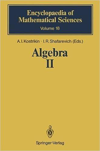 Algebra II: Noncommutative Rings Identities (Encyclopaedia of Mathematical Sciences) (1991-01-01)
