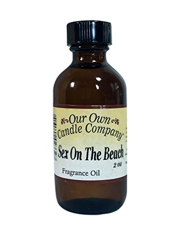 Our Own Candle Company Fragrance Oil, Sex On The Beach, 2 oz (Beach Fragrance Oil)