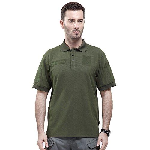 Sans soldat Camping & Randonnée 100% Coolmax tissus Man de tactique à séchage rapide pour homme