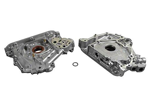 ITM Engine Components 057-1521 Engine Oil Pump for Honda/Acura 3.0L/3.2L/3.5L V6 J30A/J32A/J35A Accord, Pilot, Ridgeline, MDX, RL, TL