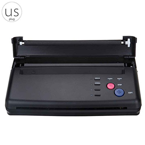 Thermal Tattoo Transfer Machine Printer Drawing Stencil Maker Copier Machine For Tattoo Transfer Paper Xuanhemen by Xuanhemen