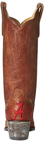 Ncaa Alabama Crimson Tide Damen 33 Cm Gameday Stiefel Messing