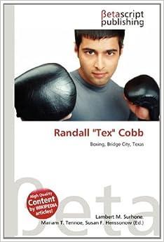 """Descargar Libros En Ingles Randall """"tex"""" Cobb Epub Ingles"""