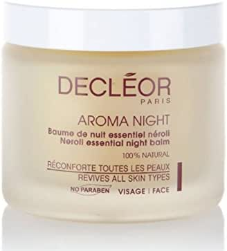 Decleor Aroma Night Neroli Essential Night Balm 100ml (Salon Size) 3.3 Fl.oz