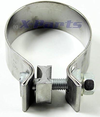 Auspuff Montageschelle M8 Ø 28 mm 5 x Auspuffschelle für verschiedene PKW