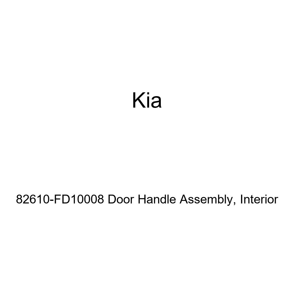 Left Front Genuine Hyundai 85870-2H000-9K Door Scuff Trim Assembly