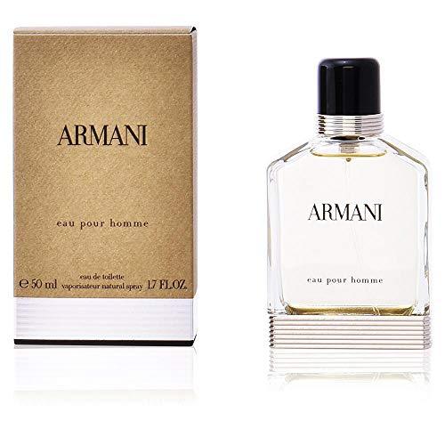 Giorgio Armani New Eau de Toilette Spray for Men, 1.7 ()