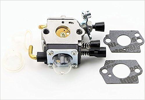 Carburetor For Stihl FS38 HS45 FS55 Hedge Trimmer FC55 FS310 Zama C1Q-S169B  Carb 42281200608