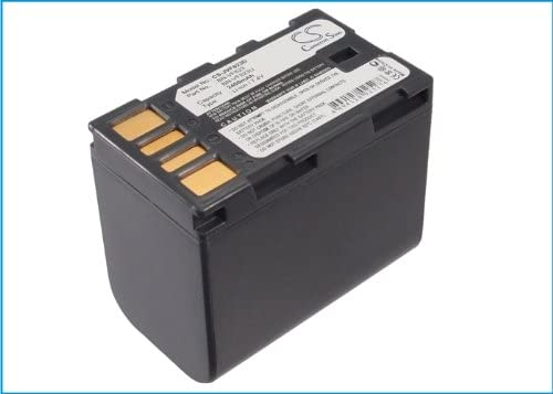 BN-VF823U GR-D770 BN-VF923 P//N BN-VF823 2400mAh Replacement for JVC GR-D760EX GR-D760US GR-D770E Battery GR-D770AC