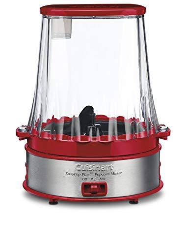 Cuisinart CPM-950BK EasyPop Plus Popcorn Maker, Black (Renewed) (Cuisinart Popcorn Maker)