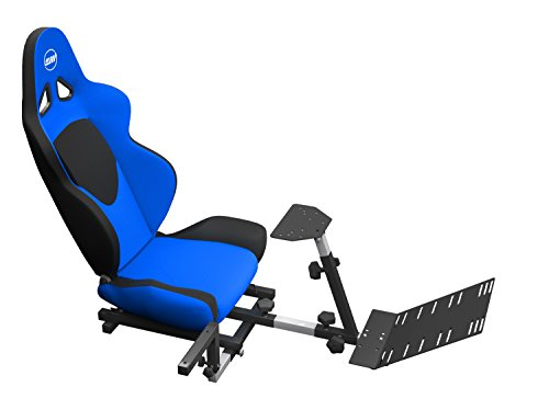417b6FnGnyL - OpenWheeler-Advanced-Racing-Seat-and-Stand-Driving-Simulator-Gaming-Chair-with-Gear-Shifter-Mount