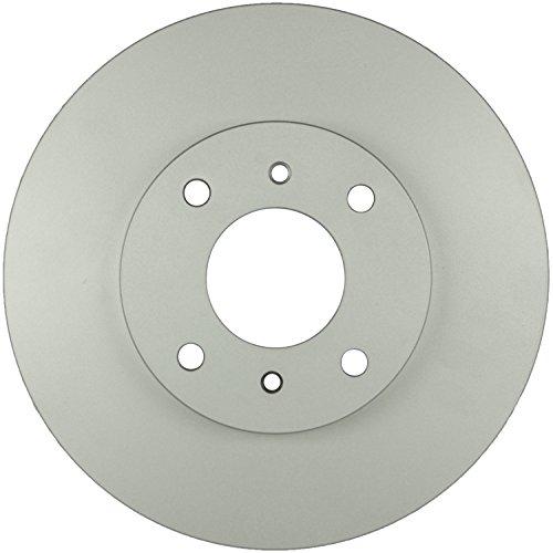 Bosch 40011031 QuietCast Premium Disc Brake Rotor For Infiniti: 1999-2002 G20; Nissan: 1993-2001 Altima, 2000-2001 Sentra; - Front G20 Infiniti Brake