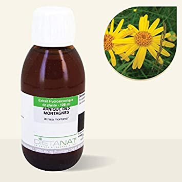 Arnica Montana Bio – 125 ml – Tinte base Bio