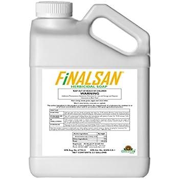 Amazon.com : Finalsan Organic Herbicide Total Vegetation