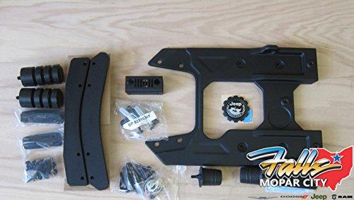 (Mopar Genuine 82215349 Center High Mounted Stop Light (CHMSL) Relocation Kit )