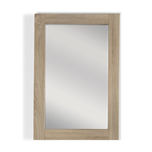 Mirrors with Oak Frames: Amazon.com