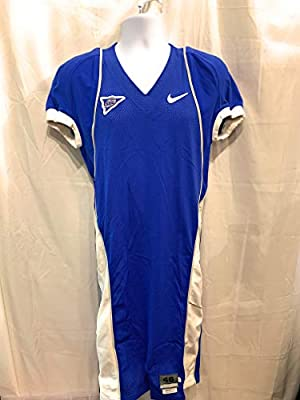 University Of Kentucky Wildcats Authentic Game Team Issued NIKE Authentic On Field Jersey Size 48