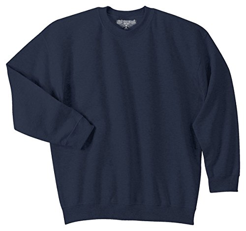 vy Blend Crewneck Waistband Sweatshirt_Navy_2XL ()