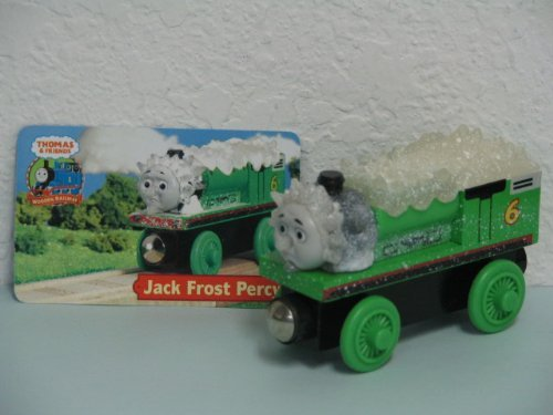 Percy 'Jack Frost' - Wooden Train ()