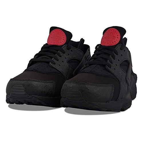 Nike Air Huarache Courir Noir / Rouge Ao3153-001