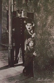 Charlie Chaplin Movie 24x36 Movie Poster The Kid Around The Corner