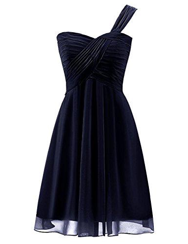 junior bridesmaid dresses in navy - 9