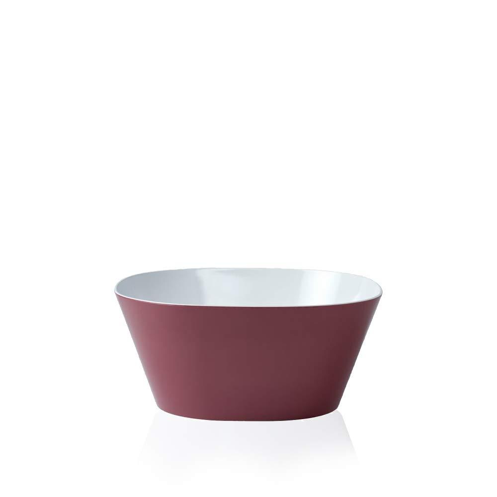 Nordic Berry Mepal 20420 kleine Conix-Sch/älchen eignet Sich zum Beispiel zum Servieren von Erdbeeren Kunststoff Himbeeren Oliven oder N/üssen