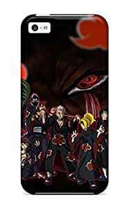 Tpu Fashionable Design Akatsuki Rugged Case Cover For Iphone 5c New