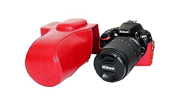 ceari desmontable protectora piel Funda para Cámara para Nikon ...