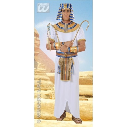 Mens Egyptian Pharaoh Costume Medium Uk 40/42