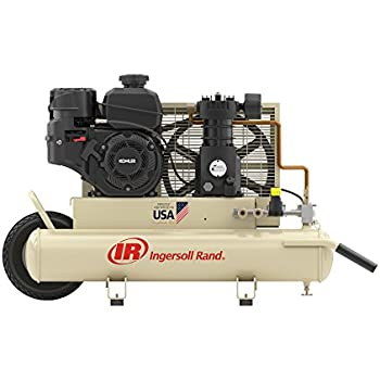 Amazon Com Ingersoll Rand 49812985 Ss3j3 Wb 3 Hp 8 Gallon