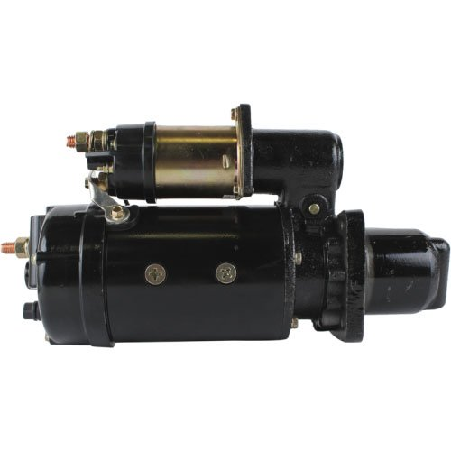 DB Electrical SDR0371 Starter (3126 CATERPILLAR GMC KENWORTH FREIGHTLINER PETERBILT 10461209)
