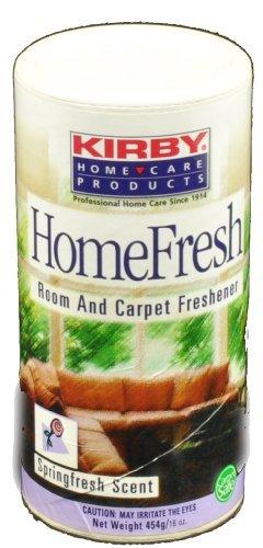 Kirby Carpet Freshener Spring Fresh Scent