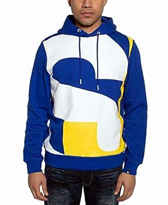 Sean John Men's Long Sleeve Hooded Sweatshirt