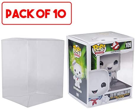 Pack Of 30 POP Vinyl Protector Cases NEW Funko Standard Size Acid Free
