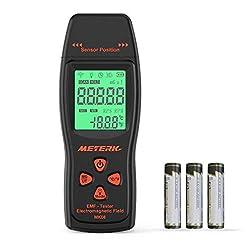 Meterk EMF Meter Electromagnetic Field R...