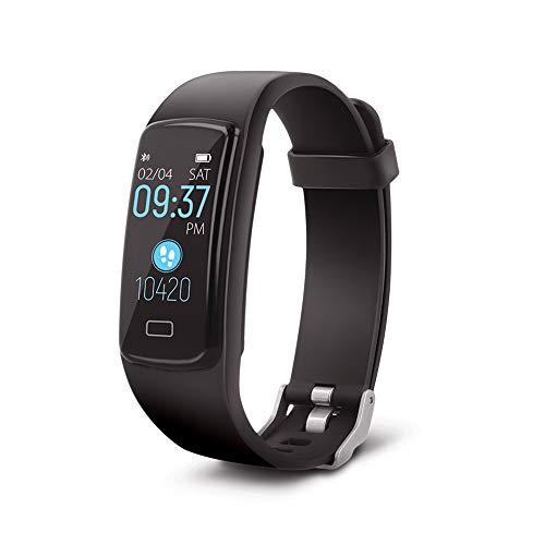 FOREVER Fitness Tracker Forefit, Health Smart-horloge met hartslag, polsbandjes met slank aanraakscherm, stappenteller…