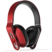 Prime Deals, 1MORE Over-Ear Headphones Bass Driven, Comfortable Earphones with Lightweight Durable Supercar Design, Noise Isolation, Mic and Volume Control for iPhone/Android/PC/Tablet - MK801 Black