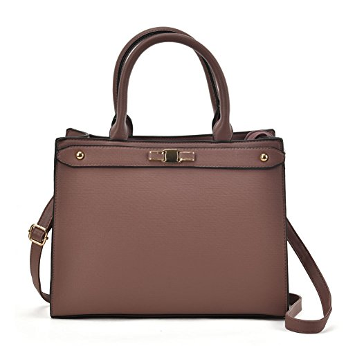 Boxy Shoulder Handbags Young Bag Detachable Sally With Fashion Strap Purple Women Tote ladies SwqYqIXBd