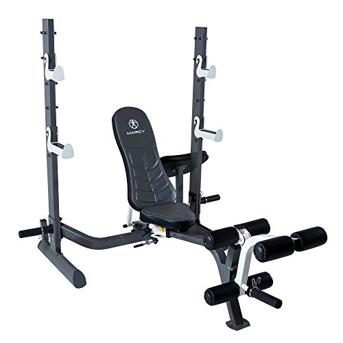 Marcy Multi-Position Foldable Olympic Weight Bench by Marcy