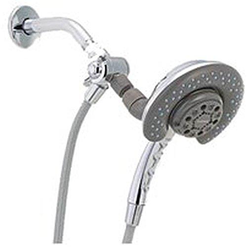 Chr Shower Faucet (DELTA FAUCET 76950D PRLESS 2-N-1 SHOWER CHR)