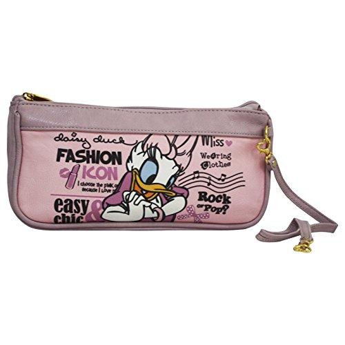 Disney Daisy Damen Tasche Handtasche Henkeltasche Baguette