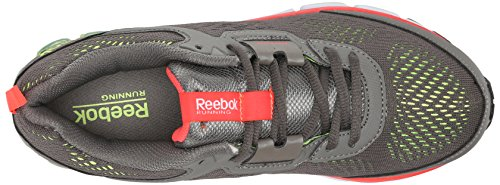 Zapatillas De Reebok neon Jet Cherry Las Dashride Yellow solar Running Grey Medium white qpwtwIf