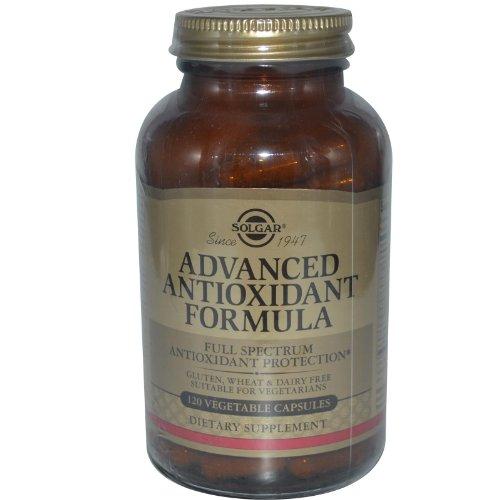 Capsules avancée antioxydants formule végétale