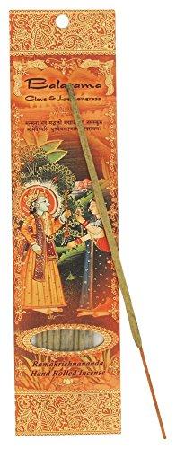 与える親密な明らかにIncense Sticks Balaram – クローブとレモングラス