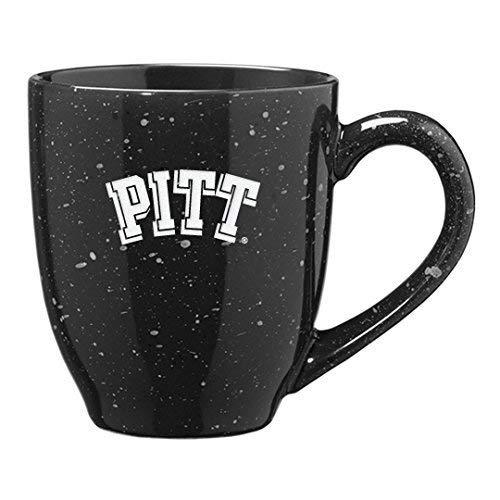 - University of Pittsburgh - 16-ounce Ceramic Coffee Mug - Black