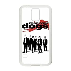 Reservoir Dogs Samsung Galaxy S5 Cell Phone Case White phone component RT_226866
