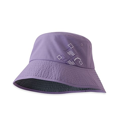 Outdoor Research Womens Solaris Sun Bucket, Fig, Small