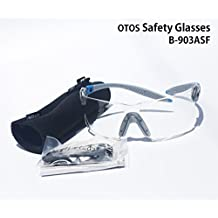 [ B-903ASF] Won international safety standards! safety glasses, safety goggles with Anti fogging lens/scratch, protective eyewear, Won the world's three design awards